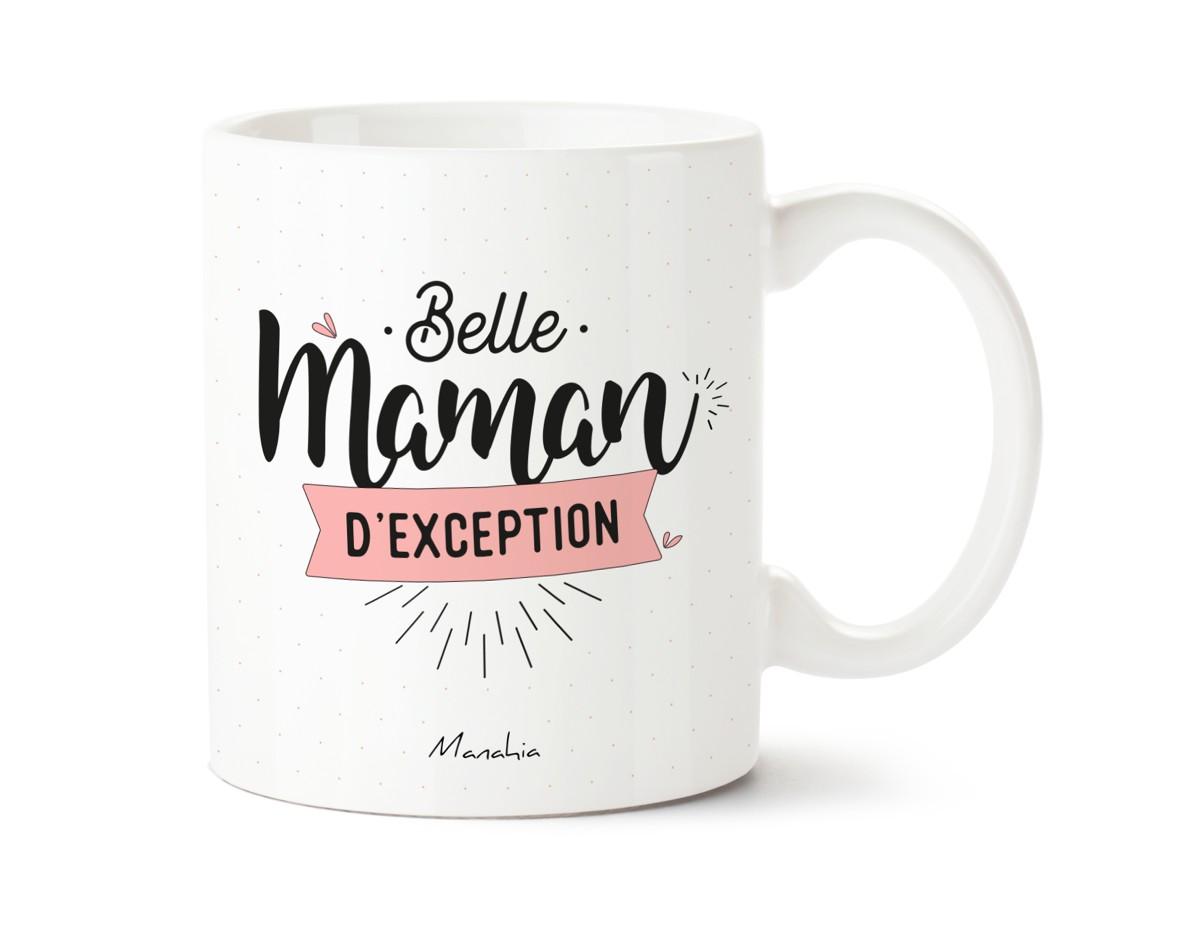 Women Fête des Mères super maman tote bag Sac Shopping blanc Je